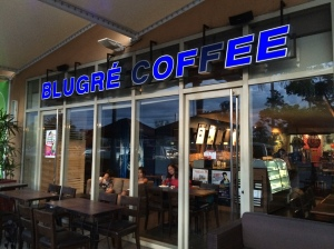 Blugre Coffee in Robinsons Gen San